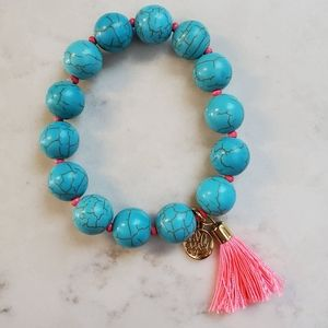 Lilly Pulitzer Turquoise Bracelet